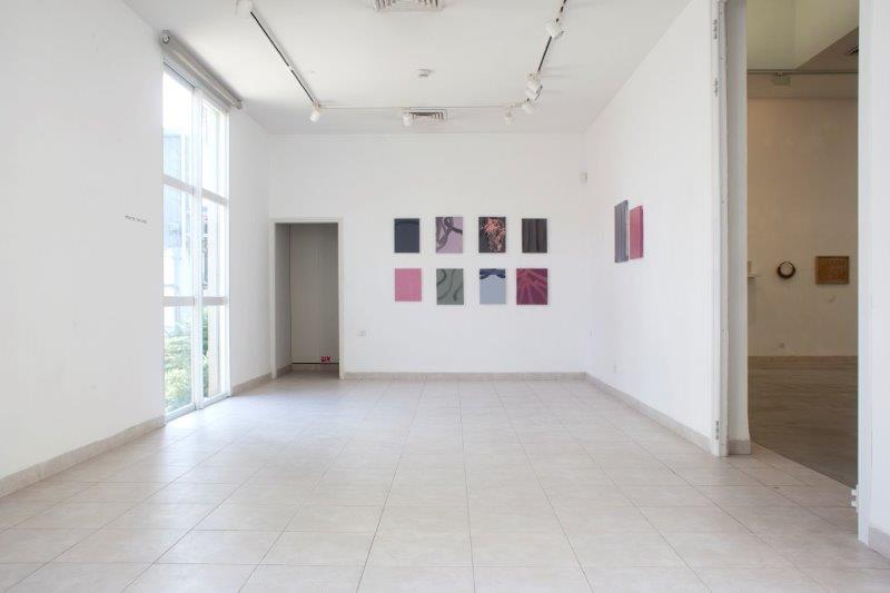 בועז ברקני - זמן אמיתי - חלל התערוכה