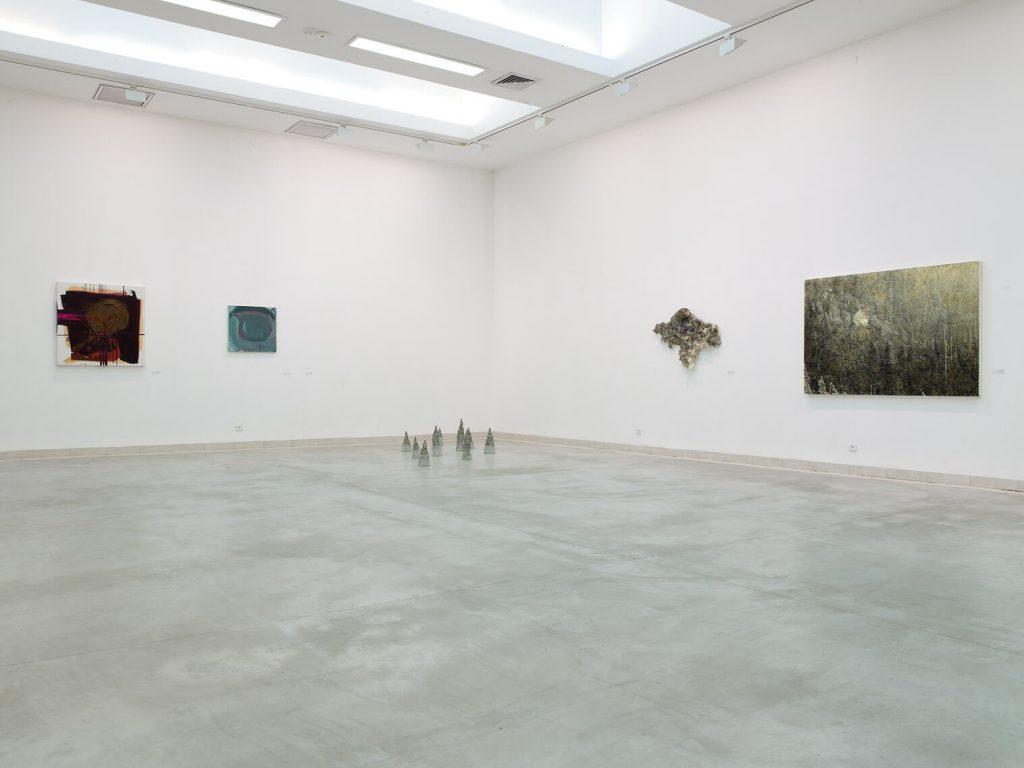 מלאכתם - חלל התערוכה