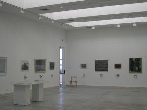 הקופפרמנים של החברים - חלל התערוכה