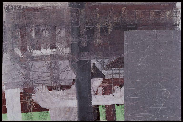 משה קופפרמן, ציור, 1996