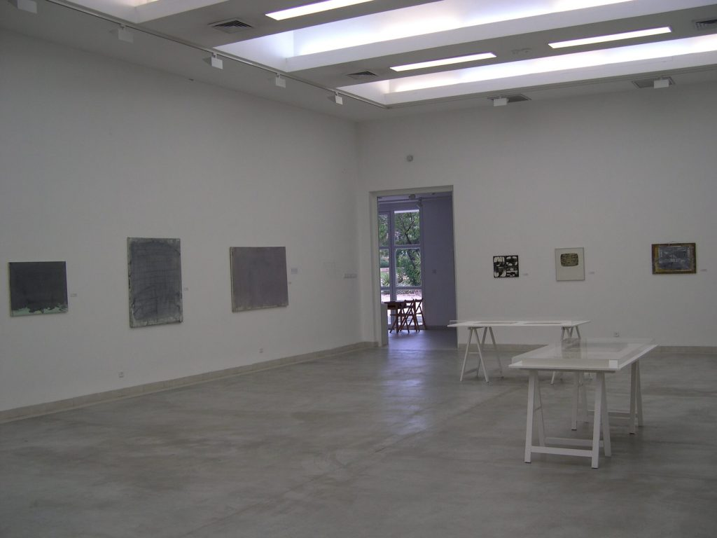 1972 - 3 דורות - חלל התערוכה