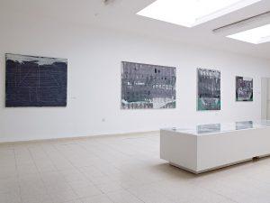 תערוכה של משה קופפרמן. צילום: אבי אמסלם