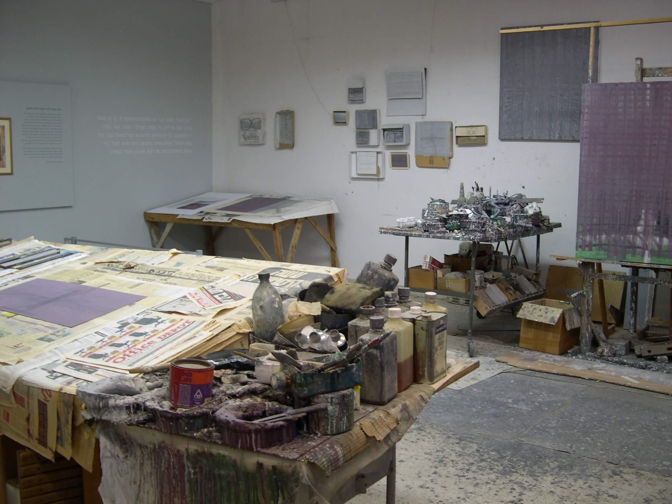 הסטודיו - האטלייה של קופפרמן