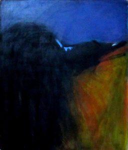 אהרון מסג - נוף, צילום גלריה גורדון